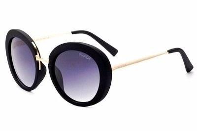 99b100ca6 Óculos Prada novo redondo onça - Loja de carollesbolsas oculos de sol prada  vintage black | Oculos | Pinterest | Prada, Vintage e Preto