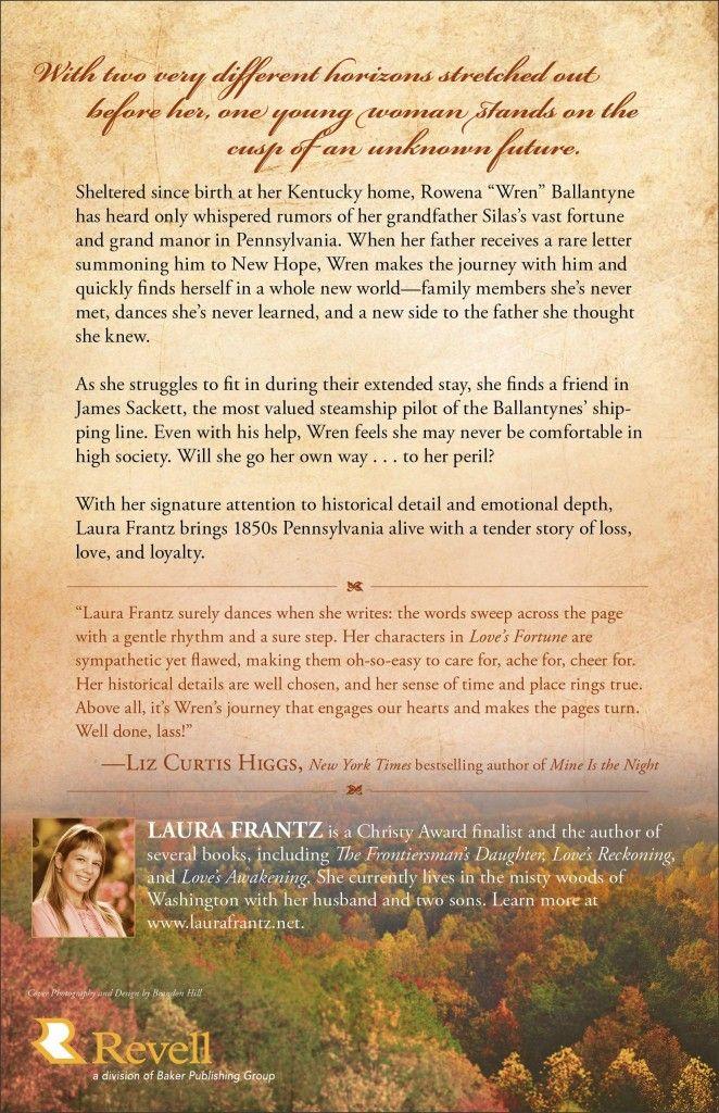 love awakening laura frantz epub