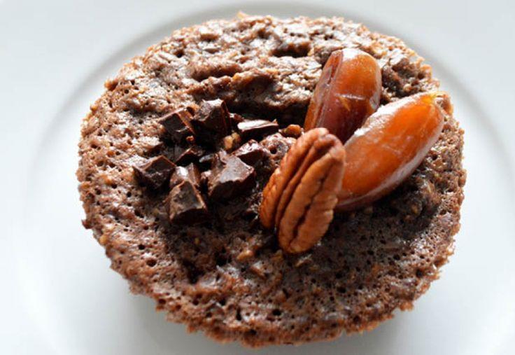 Gezond snacken: chocolade mug cake | Women's Health