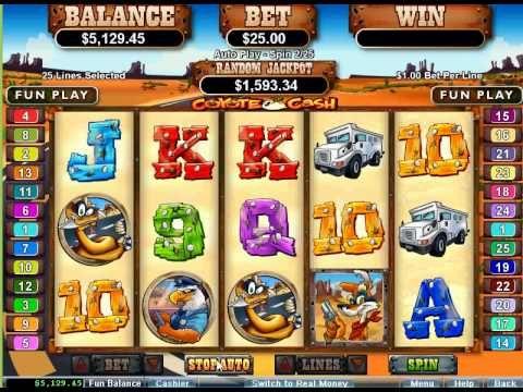 Free Money Online Casinos Usa
