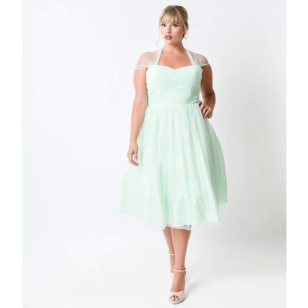 Best 25+ Plus size vintage dresses ideas on Pinterest | Lace ...