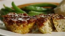 Tonight's turkey and quinoa meatloaf with a brown sugar glaze will definitely be remade, but it was a bit dry. Thinner, flatter loaves may do the trick to getting a shorter cooking time to avoid drying it out.