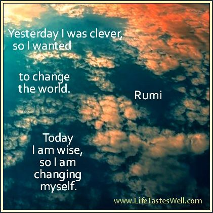 24 best Quotes of Rumi - LifeTastesWell