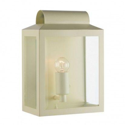 Notary Wall Light - Cream