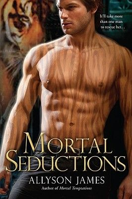 Mortal Seductions (Mortal #2)  by Allyson James
