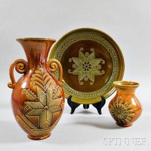 Latvian ceramics