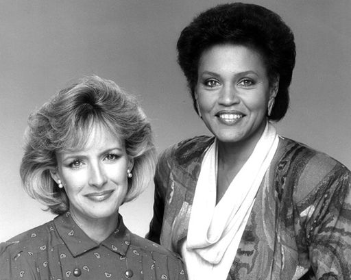 Charlayne Hunter-Gault (seen here w/ Judy Woodruff) broke barriers when she arrived at the racially hostile University of Georgia campus in 1961. But, her strength and fortitude allowed her to thrive and become an award-winning journalist. Learn more w/ @NewsHour
