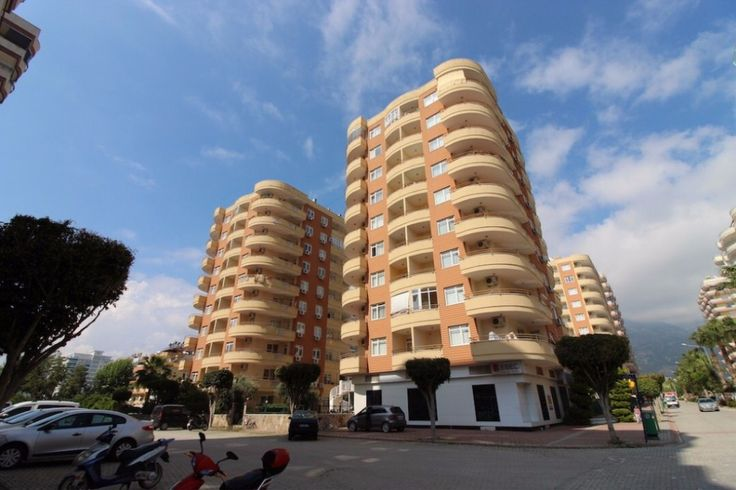 The Apartment is located in Mahmutlar, 500 meters to the beach, 15 km to Alanya city center and walking distance to shops, markets, Turkish bazaar. There is a busstop close to Complex and every 15 minutes public bus is running ro Alanya city center. 2 bedroom apartment is 125 m2 with open plan kitchen living room, 2 bathroom and 2 balconies. Apartment is fully furnished including white goods.