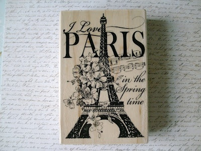 I will have a Paris themed bathroom!