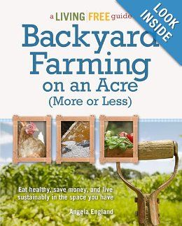 A Wonderful Homesteading Book to Inspire a Self Sufficient Lifestyle