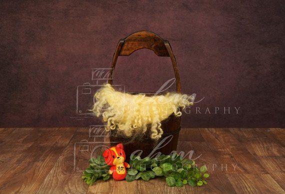 Christmas Quilt Newborn Digital Backdrop Baby Boy Girl Composite Background Sale