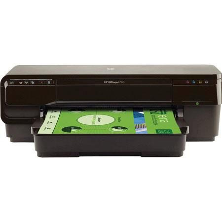 HP Officejet 7110 Wide Format ePrinter, Upto 33ppm Black/29ppm Color Max Print Speed, 250 Sheet Input/ 75 Sheets Output Tray, Wi-Fi