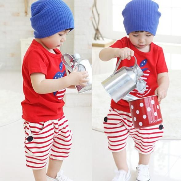 Cheap suit mens, Buy Quality shirt press directly from China shirt cotton Suppliers:    Kids Baby Cartoon Apple Print Shirts Tops+Striped Shorts Pants 2PCS Cotton Outfits Costume 1-5Y    100% Brand New and