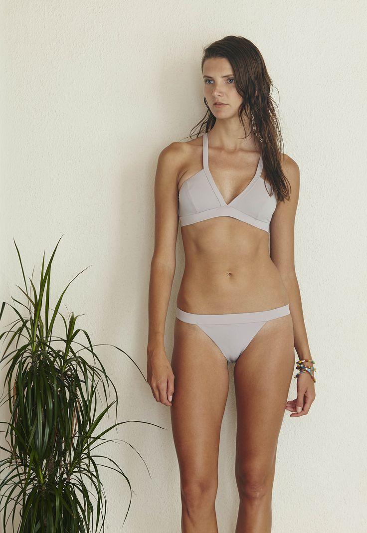 Double Take Bikini in Lavender