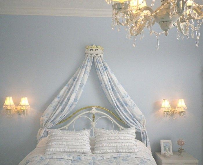 die besten 25 himmelbett selber machen ideen auf pinterest kleinkind m dchen schlafzimmersets. Black Bedroom Furniture Sets. Home Design Ideas