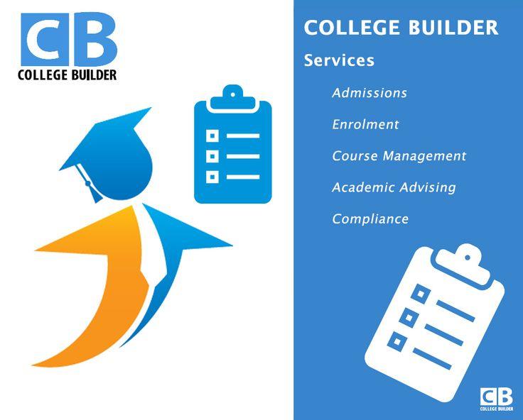 Admissions Enrolment Course Management Academic Advising Compliance