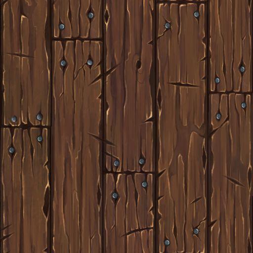 Planches en bois (Raccordable)