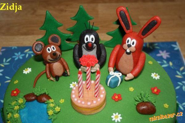 Another Krtek Cake
