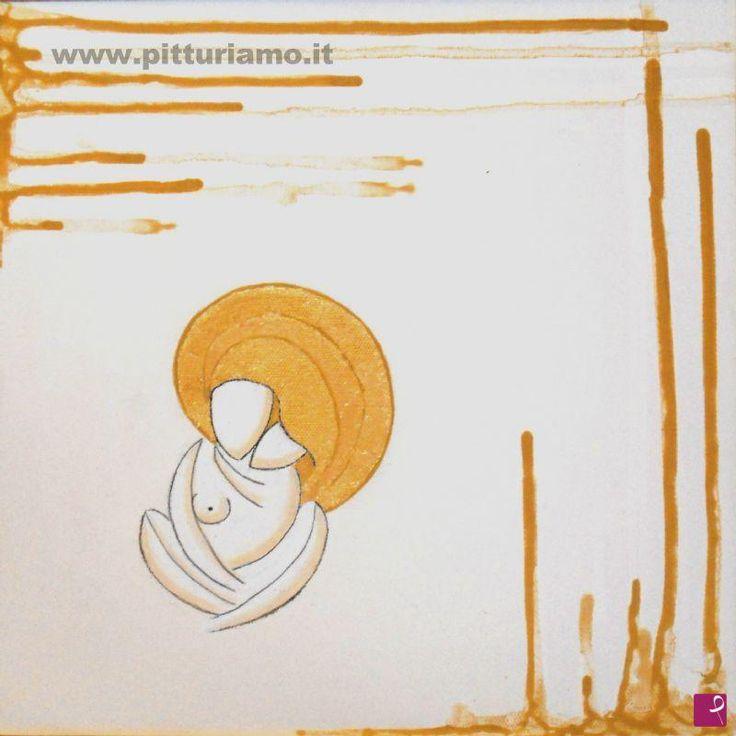 Maternità o Secondo Mistero di Simona Bianchini