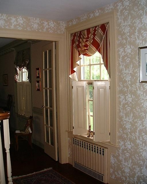 66 best images about prim shutters on pinterest red - Raised panel interior window shutters ...