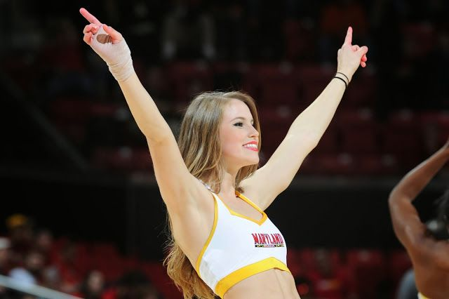 156 Best Images About College Cheerleaders On Pinterest