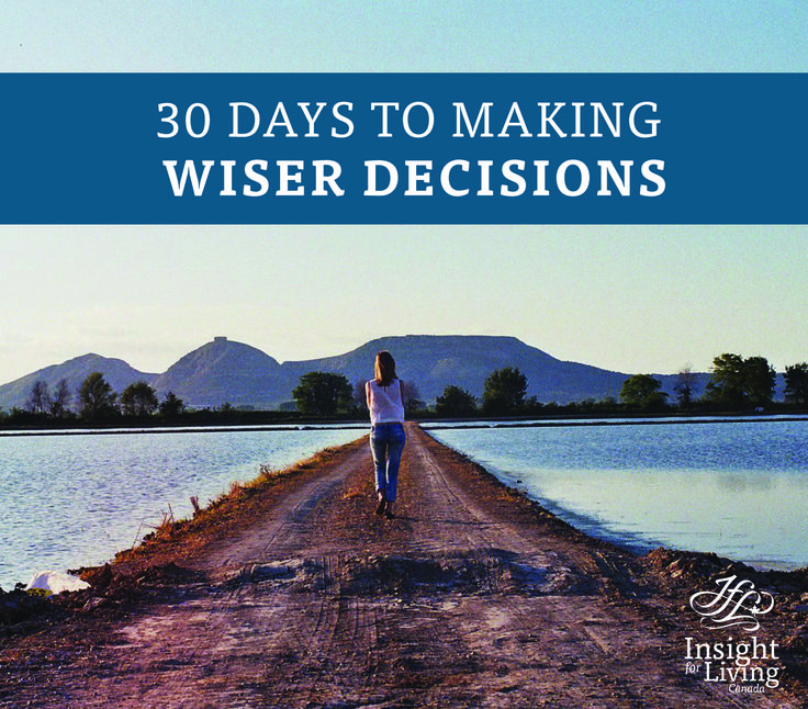 30-day inductive Bible study on making wiser decisions. For the next 30 days read the questions, look up the verses, and allow them to spark deeper personal reflection and life change.  #deeper, #walk, #biblestudy, #jesus, #wordstoliveby, #church, #faith, #Christian, #wisdom