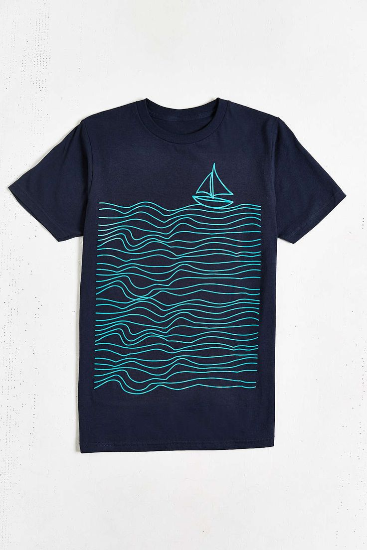 Sailing Tee - Urban Outfitters