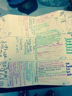 5 th grade science TCAP review folder.