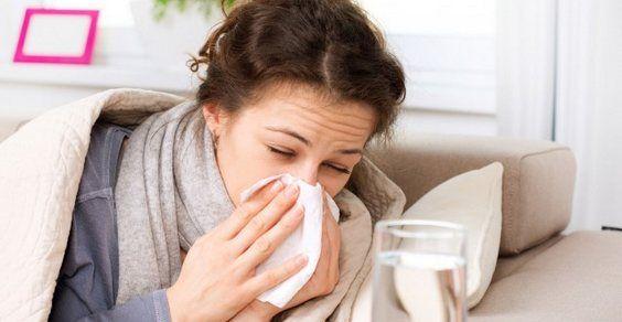 Naso chiuso: 5 Decongestionanti nasali fai-da-te