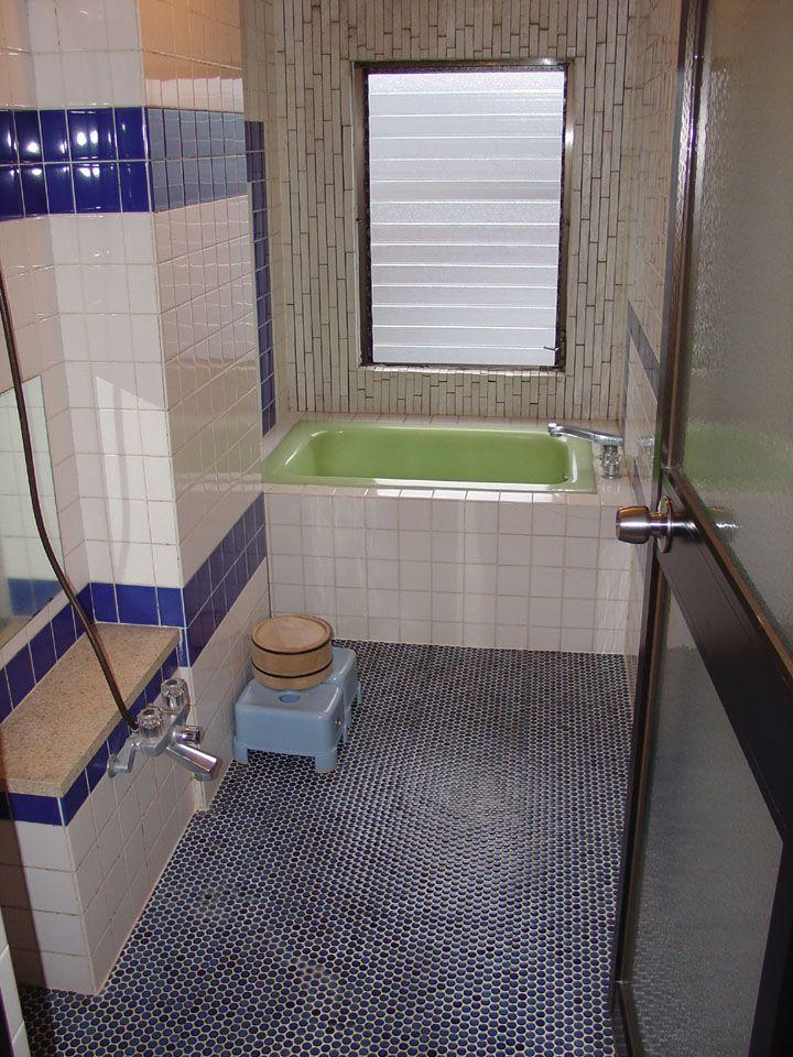 Bath furo japanese pleasure