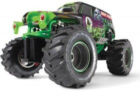 Hot Wheels Radio Control 1:15 Scale Monster Jam Grave Digger Truck