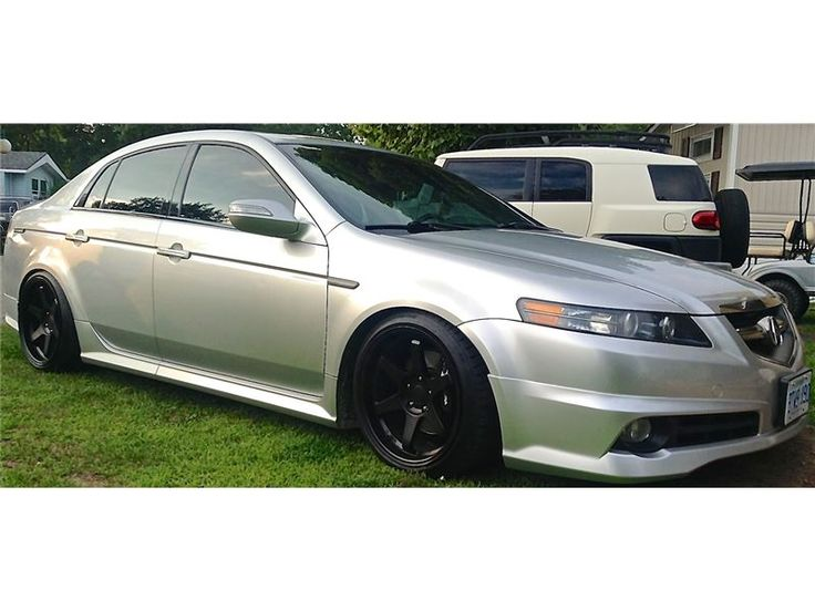 """Car - 2007 Acura TL TYPE S in NIAGARA FALLS, ON  $14,500"""