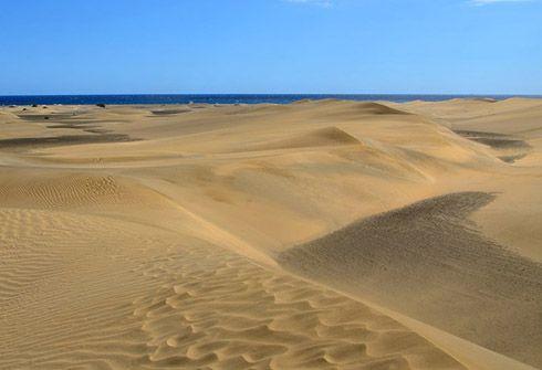 Dunas de Maspalomas - http://canaryislands.hot-travels.com/about-dunas-de-maspalomas/