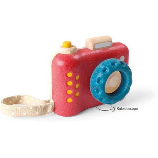 1690 rsd PlanToys Drvena igračka - Moj prvi foto aparat 5633 | ODDO igračke