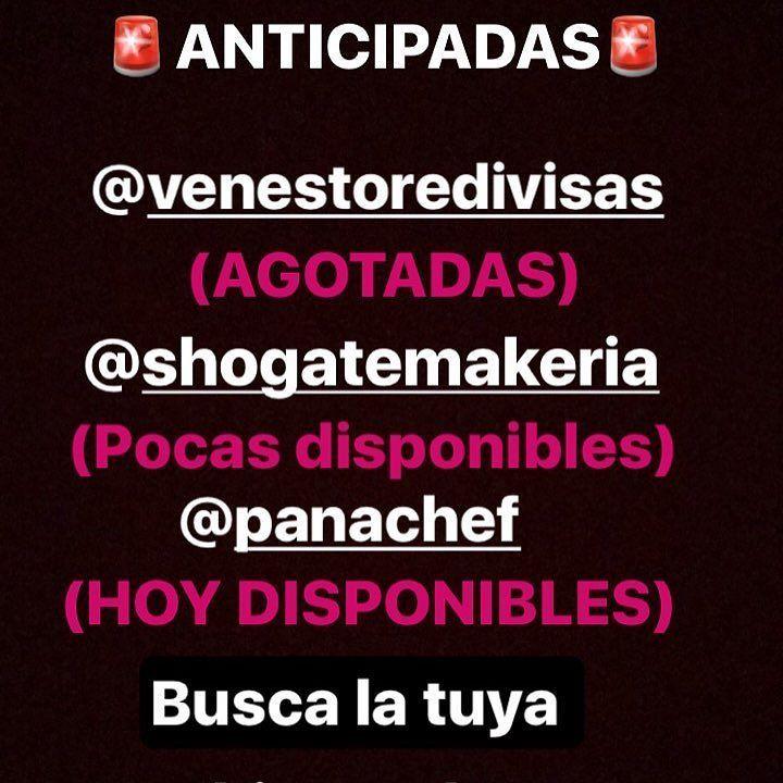 - ATENCION - ULTIMAS ANTICIPADAS  - @panachef (Sanchez de Bustamante 1470 ) - @shogatemakeria (Sanchez De Bustamante 2012) - @venestoredivisas (AGOTADAS) - @hipnosisrecords (Zona Oeste) - @vegangraffstore (Santa fe 1670 local B67) - @alljordanbox ( Santa Fe 1670 local B10) - MAÑANA EN VIVO @bigsotoluc X @trainerluc  EXPLOTA @beatflowbsas !!! - Te invitan a este Mega Evento>> @panachef @shogatemakeria @radio_doble_hh_argentina @doggshiphop @tequilafestarg @snowentertainmentar - #trap…