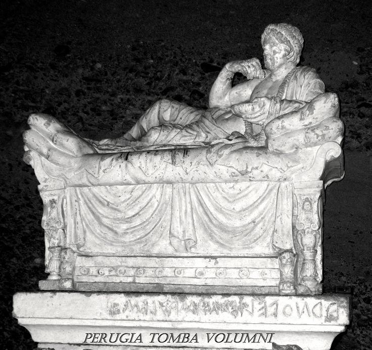 Volumni's etruscan Tomb