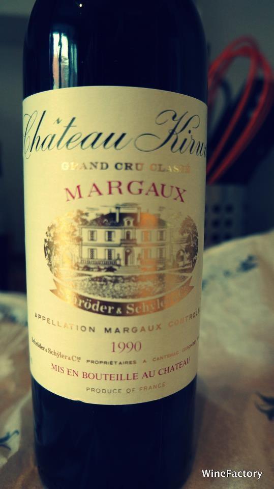 Hvad skal du drikke af vin i weekenden? Måske lidt Bordeaux? God weekend!