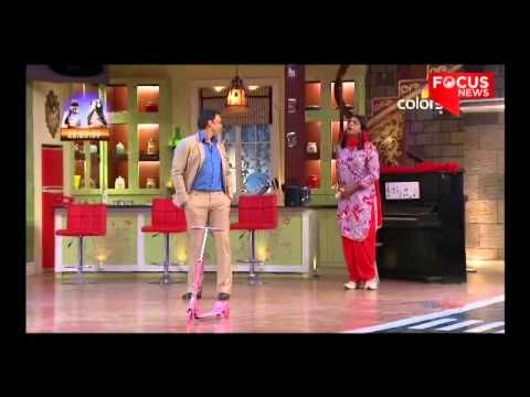 Karishma Tanna On Comedy Nights With Kapil Without Upen Patel!