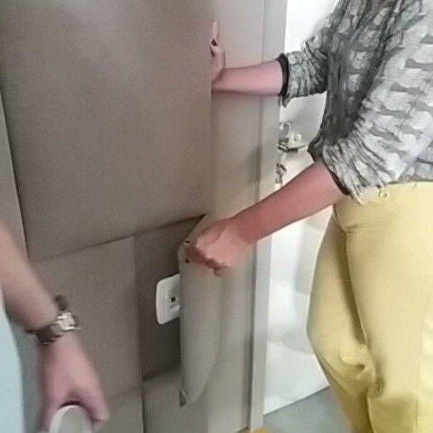 Grandes sacadas #cabeceiras #tomadas embutidas.