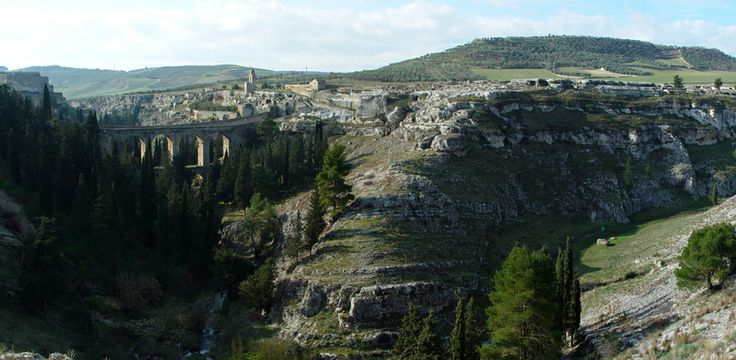 The gran canyon of the Puglia ;)