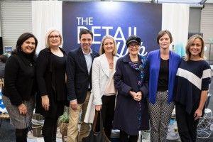 Innovation Pitchfest Melbourne - 4th place for the Bella Baby Bag with esteemed judges including Tara Dennis, Designer & TV Presenter