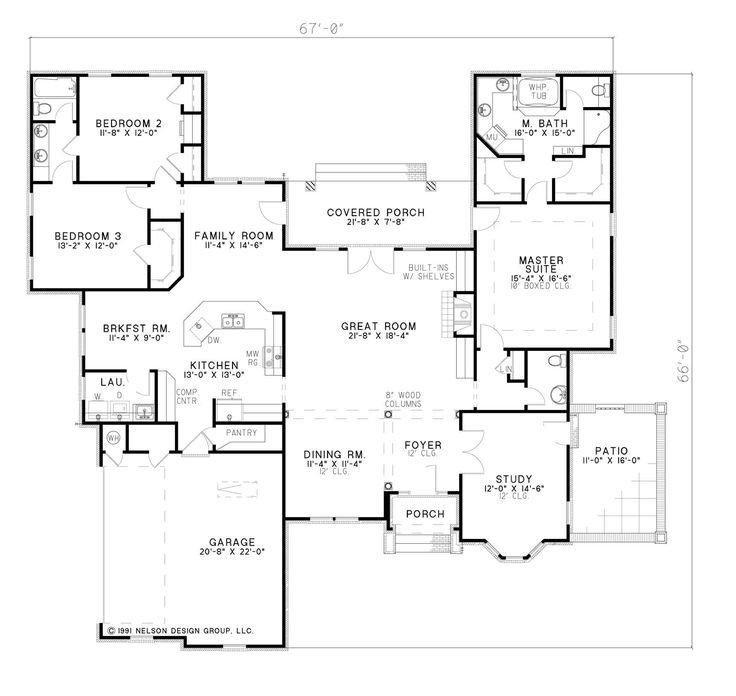 225 best House Floor Pans images on Pinterest My dream home, House - fresh define blueprint design