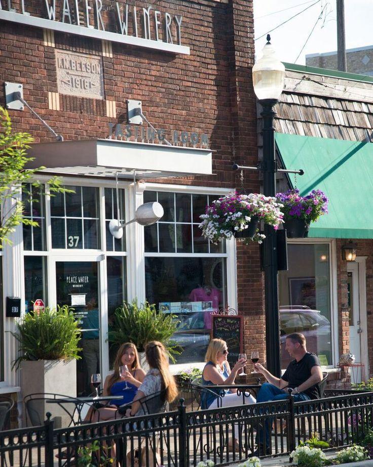 Peace Water Winery   Main Street   Arts & Design District   Carmel, IN