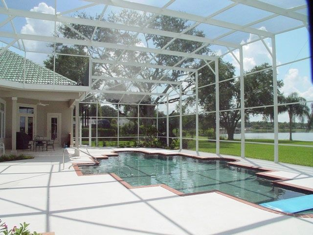 1000 Ideas About Screened Pool On Pinterest Dream Pools