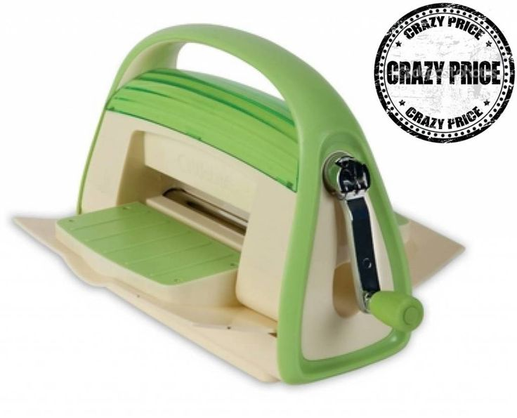 Provo Craft Cuttlebug V2 CRAZY PRICE! + Gratis Provo Craft Embossing Set (t.w.v. 10,00)