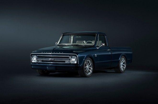 1967 C10 Centennial SEMA Truck (2) | The News Wheel