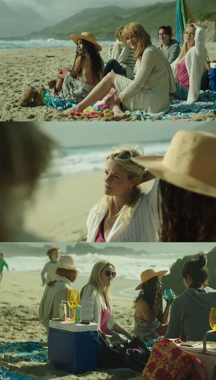 """Practically Everything Madeline Martha Mackenzie Wore on """"Big Little Lies"""" With Our Scattered Thoughts 