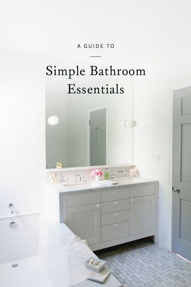 1000 ideas about bathroom essentials on pinterest diy for Bathroom essentials