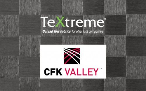 Oxeon – the market leader in Spread Tow carbon fiber reinforcements with products sold under the TeXtreme® brand name – has recently joined the world-leading CFK Valley network, which spans the entire fiber-reinforced composite value chain.  TeXtreme® has over ten years of experience manufacturing and testing real-world applications of Spread Tow reinforcements in various market such as Aerospace, Industrial and Sporting Goods. Flexible production capabilities   www.textreme.com