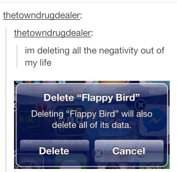 Flappy Bird. Tumblr, Funny,